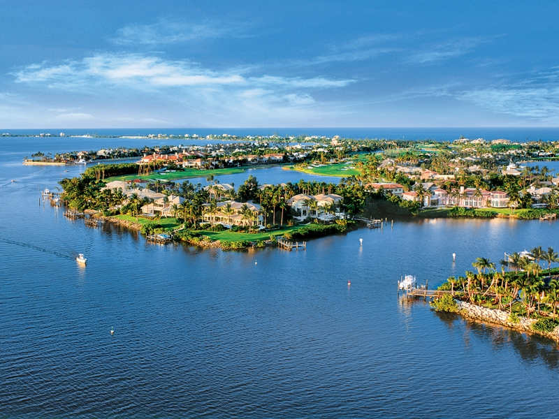 Sailfish Point Fl Private Gated Oceanfront Golf Community