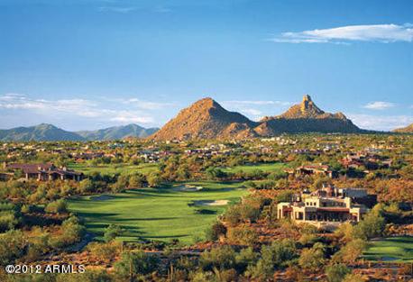Desert Mountain Golf Course Community Golf Course Home